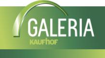 Sponsor Galeria Kaufhof